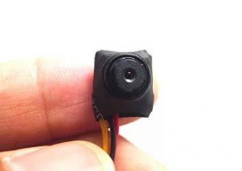 Мини камера видеонаблюдения скрытая своими руками